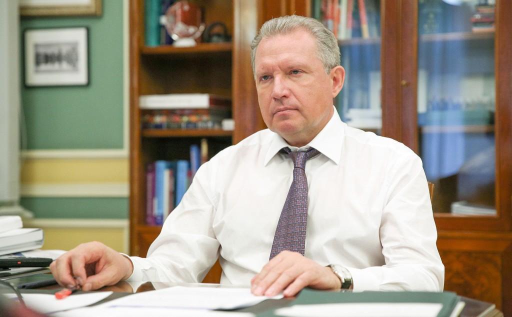Алексей Хрипун, руководитель Департамента здравоохранения