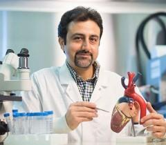 Мохаммед Изадифар. Фото: University of Saskatchewan