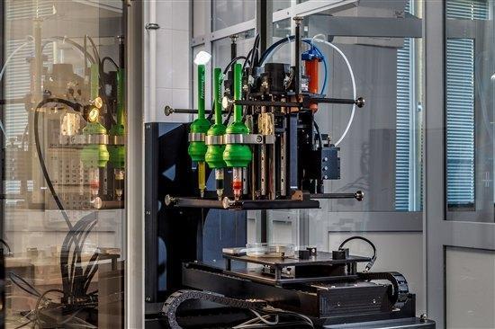Первый отечественный 3D-биопринтер FABION, разработка 3D Bioprinting Solutions
