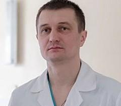 Геннадий Гудный Заведующий отделением анестезиологии и реанимации
