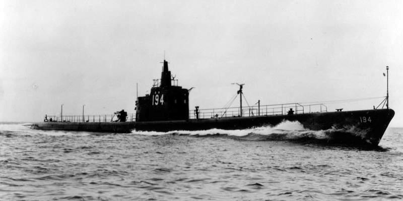 Подводная лодка «Сидрэгон»