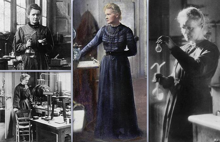 Мария Кюри - выдающийся физик и двукратный нобелевский лауреат.