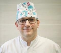 Максим Иванов, стоматолог-хирург 8-й городской клинической стоматологической поликлиники Минска