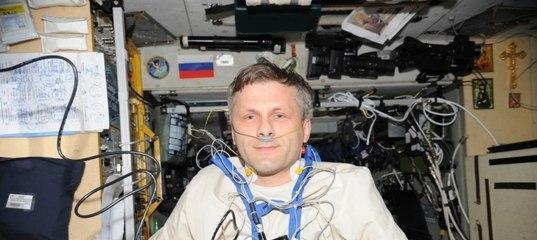 Выполнение медицинского эксперимента по программе «Пневмокард» на борту МКС