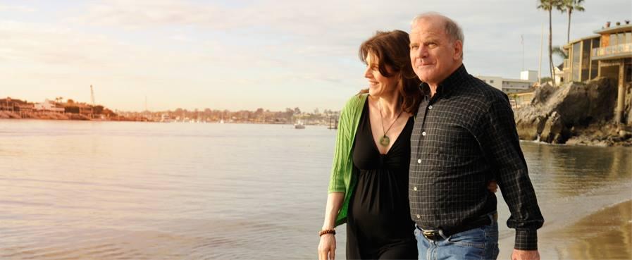 Кэри Бэнкс Муллис со своей нынешней женой Нэнси. Фото с персонального сайта http://www.karymullis.com/biography.shtml