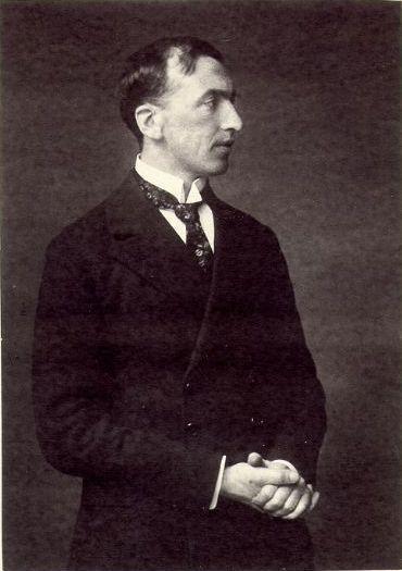 Ганс Крейцфельд в 1920-е годы