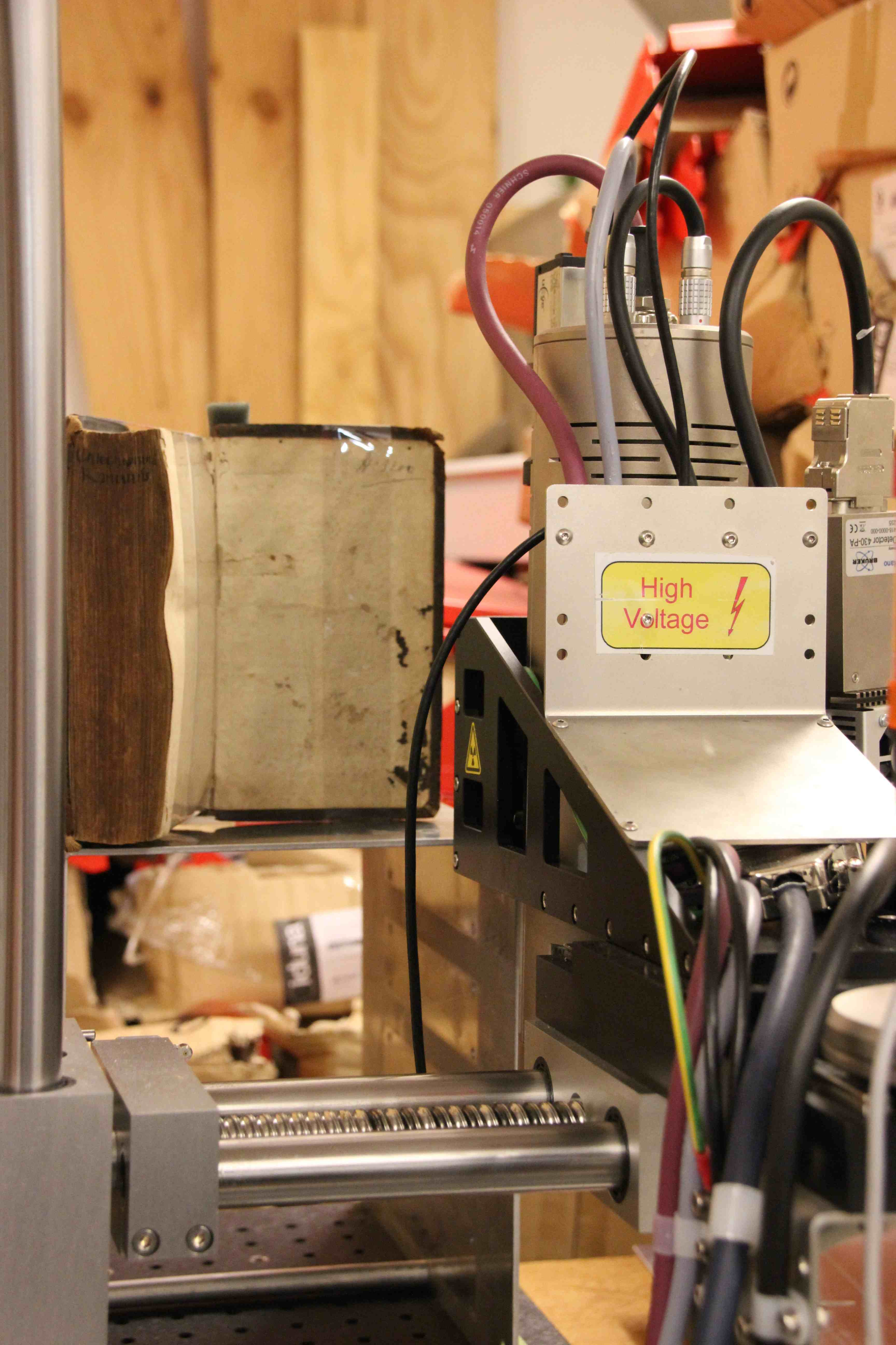 MA-XRF-сканер