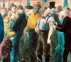 1873 год гравюра - ОСПОПРИВИВАНИЕ