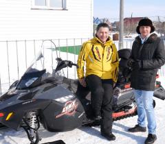 Беседа с Свиридовым С.А., руководителем Департамента здравоохранения, труда и социальной защиты населения Ненецкого автономного округа