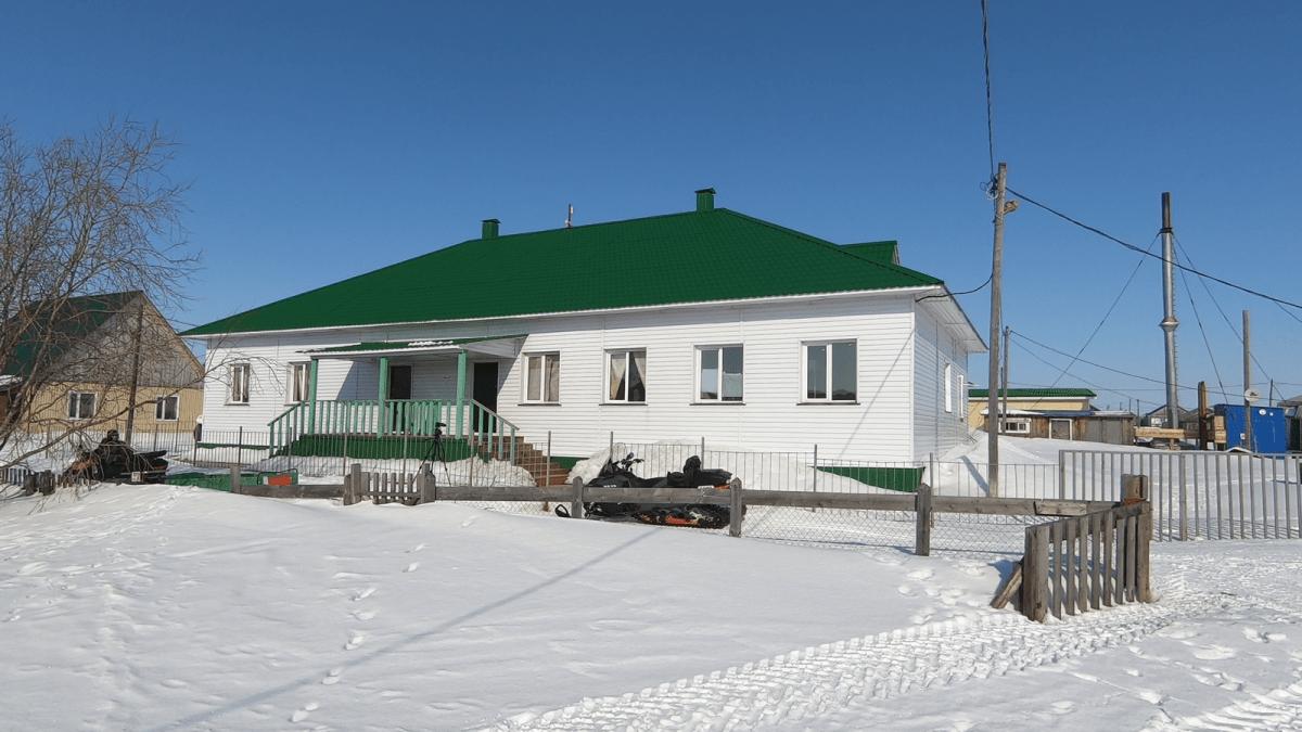 Фельдшерско-акушерский пункт (ФАП) поселка Нельмин-Нос