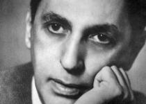 Бразильский рентгенолог Маноэл Диас ди-Абреу (1891-1962), родоначальник флюорографии, в 1928 году.
