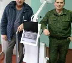 Монтаж Спутника у военных дек 2017