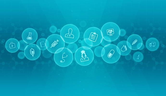 Science & Nature  Medicine  Health Care Background