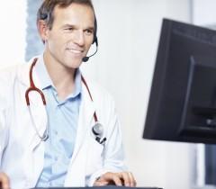 Опыт использования медиками соцсетей