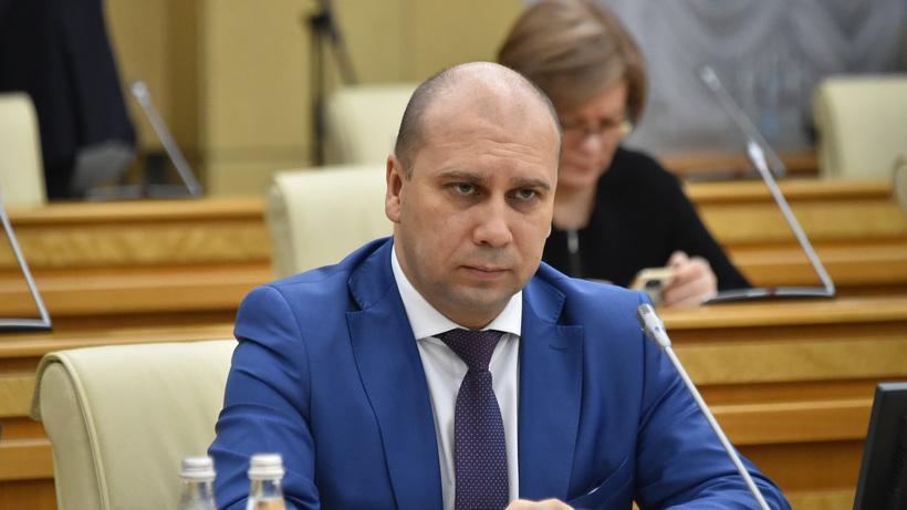 Дмитрий Марков, министр здравоохранения Московской области