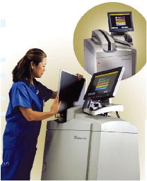 Цифровая система Kodak CR 850