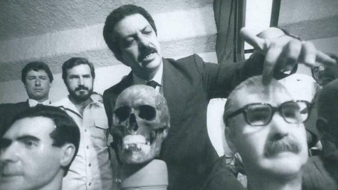 В 1985 году бразильские власти идентифицировали останки Менгеле