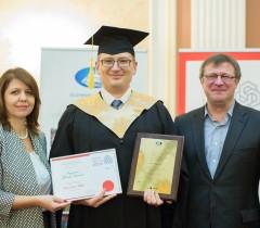 Кузнецов Федор Сергеевич теперь MBA, поздравляем!